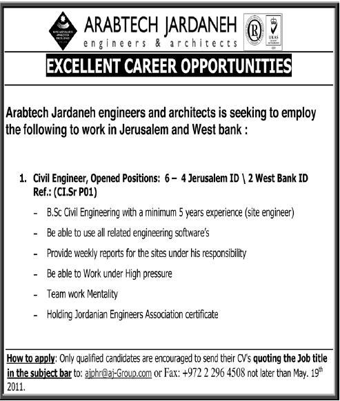 Palestine Arabtech Jardaneh| Civil Engineers